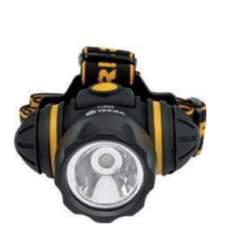 Lanterna frontala cu led 3x1,5V, Vorel SUA-88674