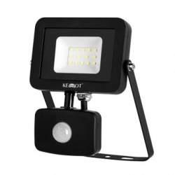 Proiector cu led si senzor Kemot URZ3462, 10W, 14 led-uri, 4000K, 900 lm SUA-URZ3462