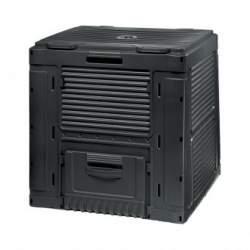 Compostor Keter 17186362, 470 litri, negru, 79x79x79 cm SUA-SK-255015