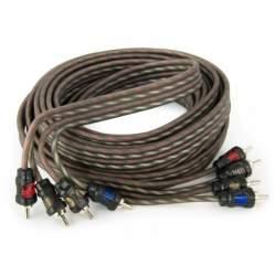 Cablu RCA AURA RCA 0450, 4 canale, 5M HRT-SKU-2411880015-2325-52