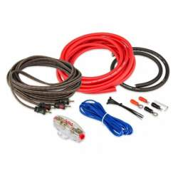 Kit cablu alimentare AURA AMP 1204, 4AWG (20 mm2) HRT-SKU-4069172357-4274-25