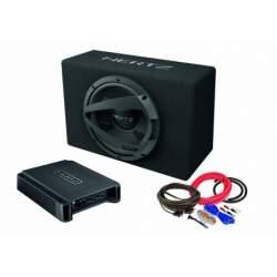 Pachet Subwoofer auto Hertz DBX 30.3 + Amplificator Hertz HCP 2 + Kit de cabluri complet HRT-SKU-5109008403-3977-94