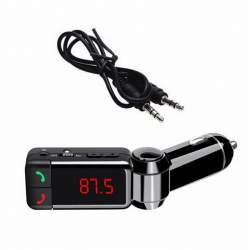 Carkit Wireless MediaTek™, Bluetooth, Hands-free, Modulator FM, USB MTEK-M113