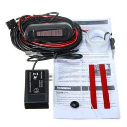Senzori de parcare tip Banda U-302, cu display LED si avertizare sonora, 12V