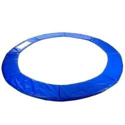 Covor protectie arcuri pentru Trambulina 305cm 10FT, culoare albastru