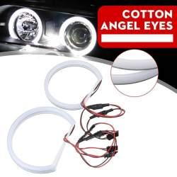 Angel Eyes COTTON compatibil BMW E90 fara lupa COD: H-COT-W03 MRA36-260321-4