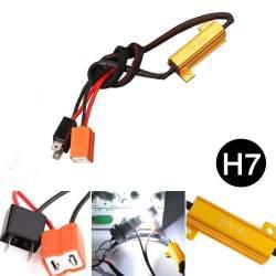 Anulator eroare bec ars H7 50W 6ohm 12V  H2504 MRA36-160321-8