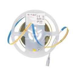 Banda LED COB 5 Metri IP20 24V 4000K 280 LEDs 10W/m COD: 2653 MRA36-060721-9