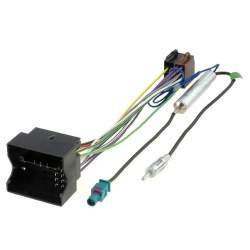 Conector auto Citroen C2/C3/C4/C5, Peugeot  ZRS-SET/PEUG-D MRA36-170521-8
