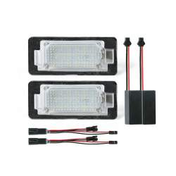 Lampa LED numar 71403-1 compatibil Skoda MRA36-310321-4