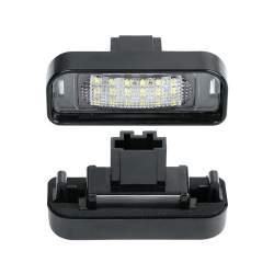Lampa LED numar 7204 compatibil Mercedes MRA36-020421-3