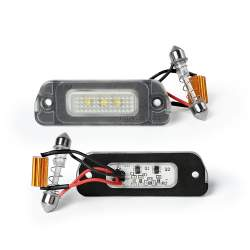 Lampa LED numar 7223 compatibil Mercedes MRA36-010421-1
