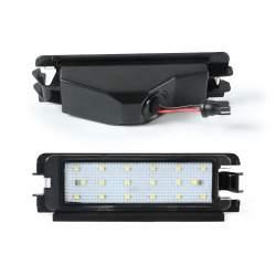 Lampa LED numar 73503 compatibil Dacia Sandero II 2012-> MRA36-010421-4
