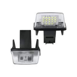 Lampa LED numar 7601 compatibil Citroen, Peugeot MRA36-020421-6