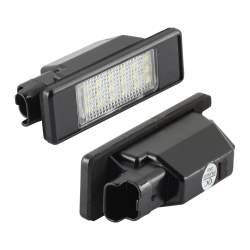 Lampa LED numar 7603 compatibil Citroen, Peugeot MRA36-020421-7