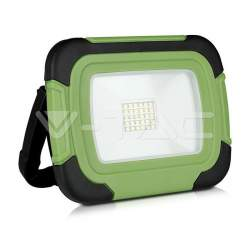 Proiector LED Reîncărcabil Cip SAMSUNG 20W USB + SOS Funcție IP44 4000K COD: 20039 MRA36-060421-2
