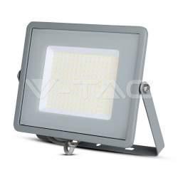 Proiector LED SMD 100W Cip SAMSUNG Slim Gri 6400K 120LM/W COD:771 MRA36-060421-13
