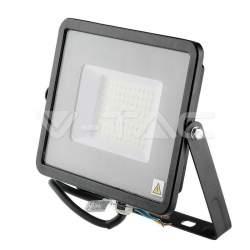 Proiector LED SMD 50W Cip SAMSUNG Slim Corp Negru 6400K 120LM/W COD: 761 MRA36-060721-39