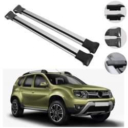 Set bare portbagaj aluminiu Dacia Duster II 2018-> MRA36-170421-2
