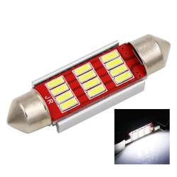 Set bec LED SOFIT, 11x39, 12V, ALB CALD 4000K - CANBUS 85633CAN4000k MRA36-190321-3