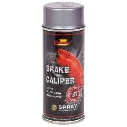 Spray vopsea Profesional pentru ETRIERI Rezistent Termic SILVER +150°C 400ml MRA36-260421-2