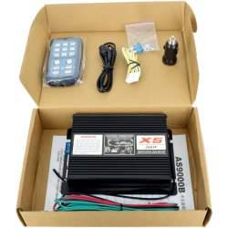 Statie amplificator profesionala pentru sirena auto X5 12V MRA36-030321-2