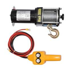 Troliu electric cu telecomanda 12V, 1,6T (3000lbs) MRA36-180221-16