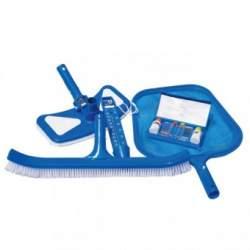 Kit curatare si intretinere piscina Strend Pro Standard 5 piese SUA-SK-2171843