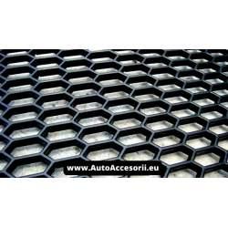 Grila de aer tunning, FAGURE din plastic de culoare neagra (119 x 40cm)