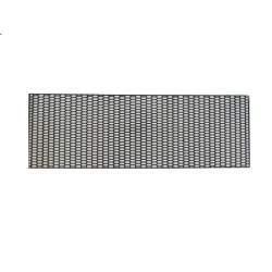 Grila de aer tunning, FAGURE din plastic de culoare neagra (120 x 40cm)