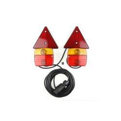 Lampi spate cu magnet pentru remorca 02095