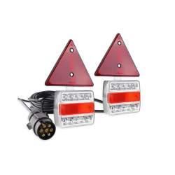 Lampi spate cu magnet pentru remorca 02140