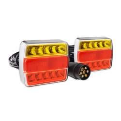 Lampi spate cu magnet pentru remorca 02141