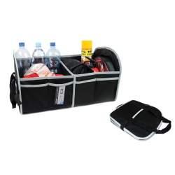 Organizator auto portbagaj cu Banda Velcro CO-2