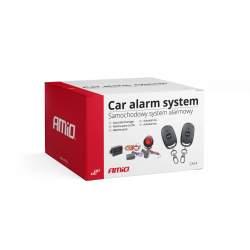 Sistem Alarma Auto Premium CA14 cu 2 telecomenzi