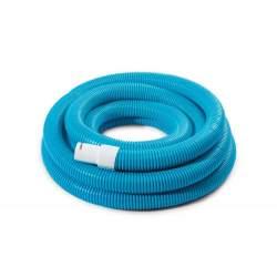 Furtun flexibil Intex pentru pompa de piscina, diametru 38mm, lungime 7.6m, albastru