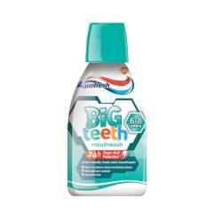 Apa de gura pentru copii 6+ ani, Aquafresh Big Teeth Mint, 300ml MATM-3830029294855