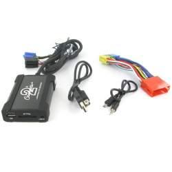 Connects2 CTAADUSB003 Interfata Audio mp3 USB/SD/AUX-IN AUDI A2/A3/A4/A6/A8/TT(ISO) MEDO-CTAADUSB003
