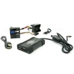 Connects2 CTABMUSB009 Interfata Audio mp3 USB/SD/AUX-IN BMW 3/5/7 MINI(Quadlock) MEDO-CTABMUSB009