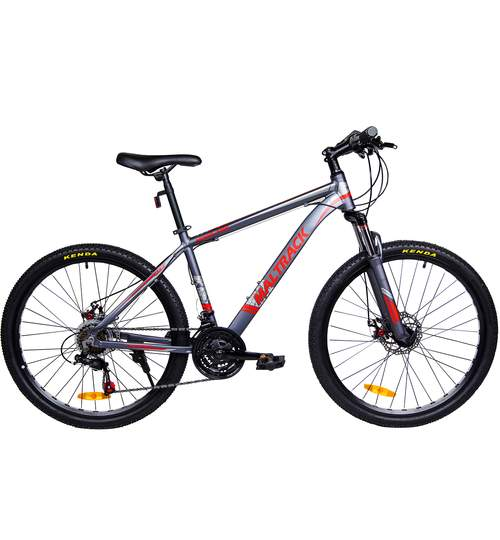 Bicicleta MTB MalTrack Alloy Hope 700 cu 21 Viteze, Roti 26 Inch, Mountain Bike