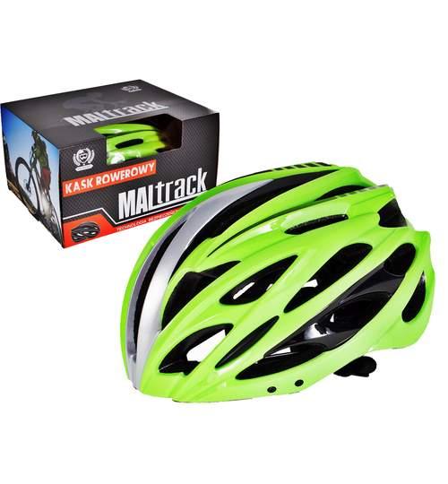 Casca Protectie Ciclism pentru Bicicleta cu 27 Orificii Ventilatie, Model Advantor, Dimensiuni 55-59cm