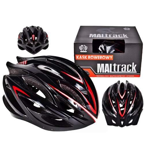 Casca Protectie Ciclism pentru Bicicleta cu 28 Orificii Ventilatie, Model Charger, Dimensiuni 55-59cm