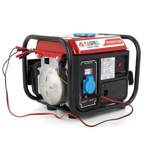 Generator curent electric, 1200W, 2CP, motor in 2 timpi