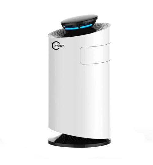 Purificator de aer cu lampa UV anti-insecte, filtru de carbon, 11W, culoare gri