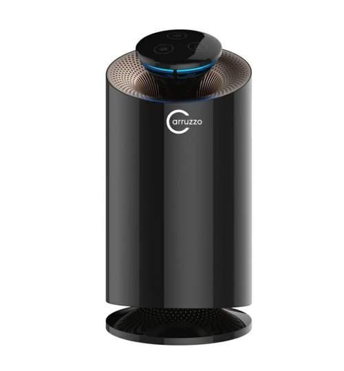 Purificator de aer cu lampa UV anti-insecte, filtru de carbon, 11W, culoare negru