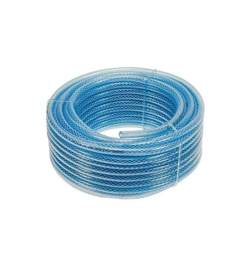 Furtun de apa siliconat cu insertie, flexibil, diametru 12mm, Pret/1m