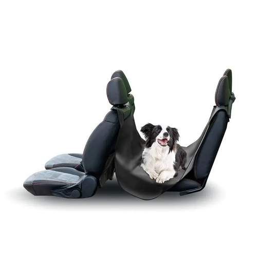 Husa auto protectie bancheta caini si pisici, 140x160 cm