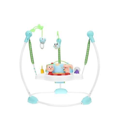 Jumper interactiv, centru de activitati pentru bebelusi