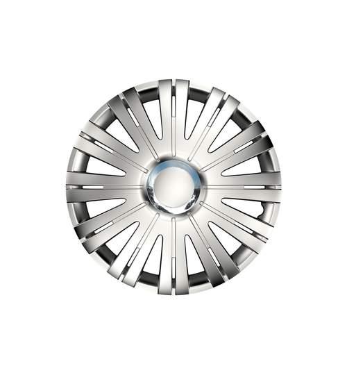 Set capace roti 15 inch, RC Active, Argintiu