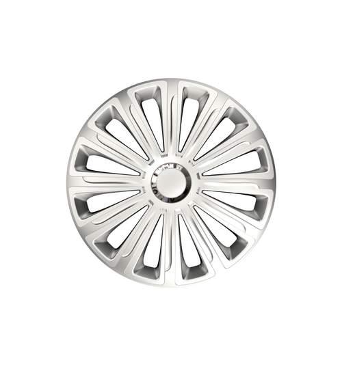 Set capace roti 16 inch, Trend RC, Argintiu